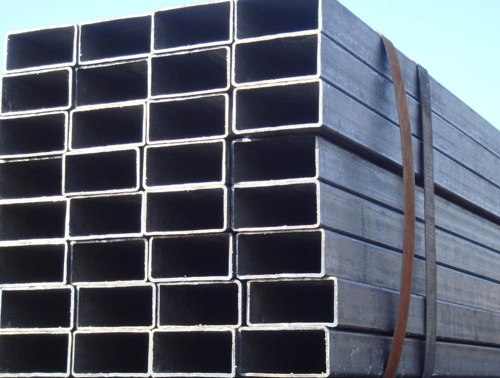 430 & SA106B Steel pipe for Chile