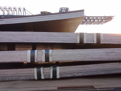Factory price ASTM A387 grade 12 class 2 boiler steel in China
