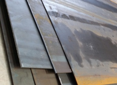 Comparison of material selection between Q245R and Q345R steel plate