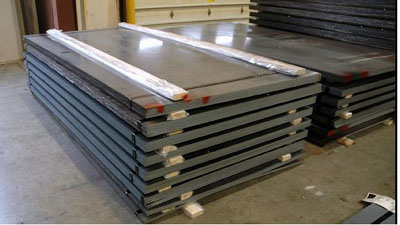 Pressure Vessel Plates size of P355GH steel plate under EN10028