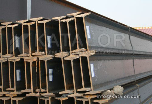 ASTM A572 Gr.65 Steel Work / Steel Structure