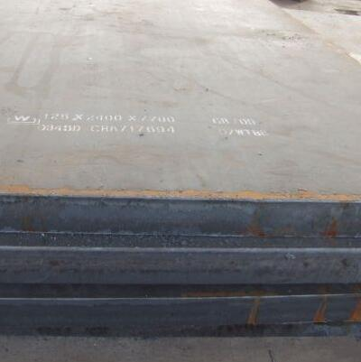 EN10025-4 S420MLcarbon and low alloy steel plate on sale