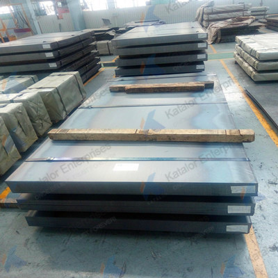 EN10025-6 S460QL Carbon and Low-alloy High-strength Steel Plate