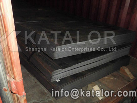 En10028-4 X7Ni9,X8Ni9 steel work/steel structures/steel machining parts