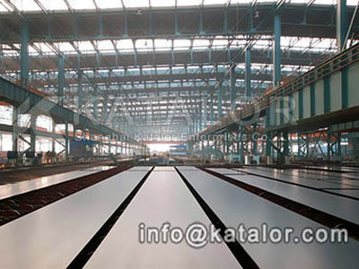 ASTM A537 CLASS 3 steel work/steel structure/steel spare parts