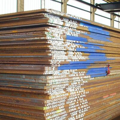ASTM A387 Gr.5 CL.2 Pressure vessel and Boiler steel plate on sale