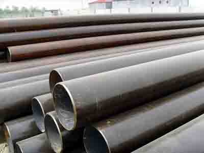 DIN17175 ST35.8 steel pipes for Boiler and Structural
